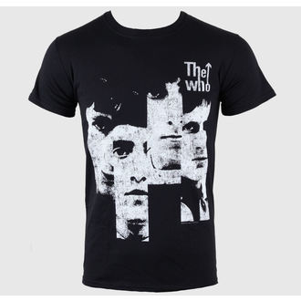 t-shirt metal men's Who - Sections - PLASTIC HEAD - PH7418