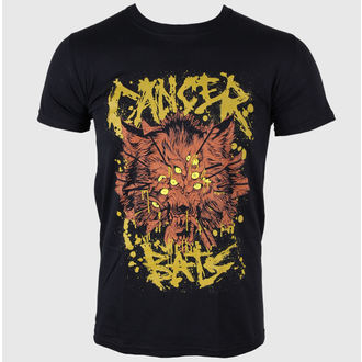 t-shirt men Cancer Bats - Gnar Wolf - PLASTIC HEAD - PH7367
