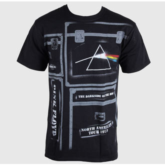 t-shirt metal men's Pink Floyd - Crew - LIQUID BLUE - 31820