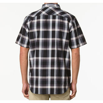 shirt men VANS - Averill - Black / White, VANS