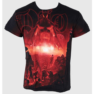 t-shirt metal men's Dio - Last In Line Allover - Just Say Rock, Just Say Rock, Dio