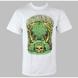 t-shirt men A Day To Remember - Bear Skull - VICTORY - VT498