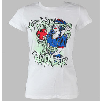 t-shirt metal women's A Day to remember - Bad Apple - VICTORY RECORDS - VT581