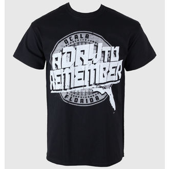 t-shirt metal men's A Day to remember - ADTR Florida Hardcore - VICTORY RECORDS - VT727-TS