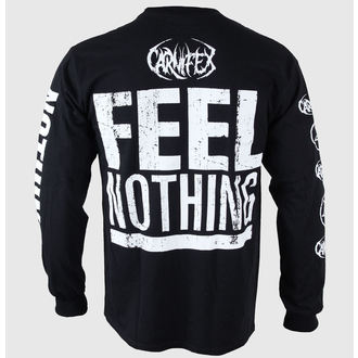t-shirt metal men's Carnifex - Until I Feel Nothing - VICTORY RECORDS
