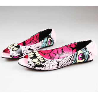 ballerinas women's - Grave Dancer - IRON FIST - Pink