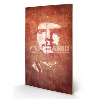 wooden image Che Guevara (Exposure) - Pyramid Posters - LW10398P