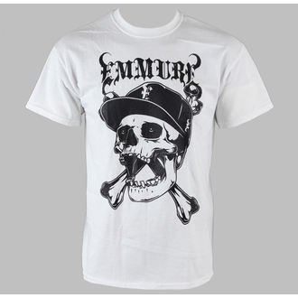 t-shirt metal men's Emmure - Street Skull - VICTORY RECORDS - VT671