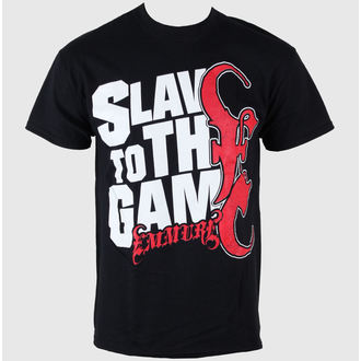 t-shirt metal men's Emmure - Slave To The Game - VICTORY RECORDS