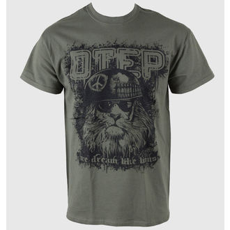 t-shirt metal men's Otep - We Dream Like Lions - VICTORY RECORDS - VT872