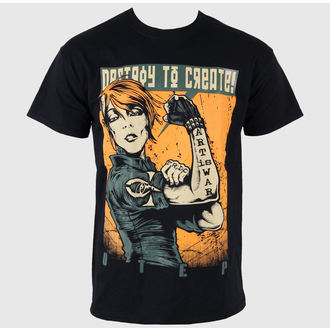 t-shirt metal men's Otep - Destroy To Create - VICTORY RECORDS - VT880