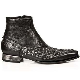 leather boots women's - NW114-C2 - NEW ROCK - M.NW114-C2