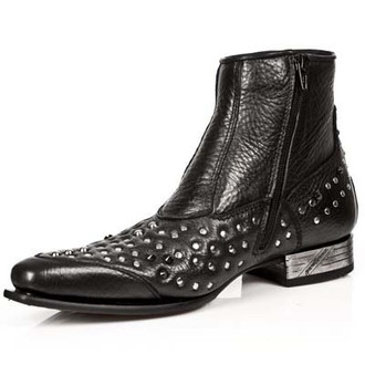 boots leather - NW114-C2 - NEW ROCK