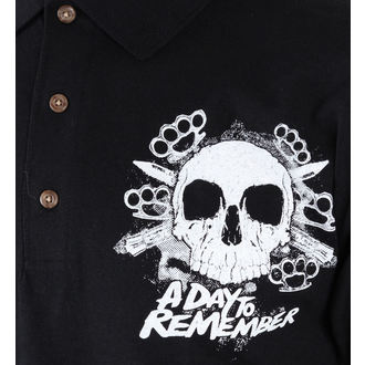 t-shirt men (polo) A Day To Remember - Beatdown - VICTORY