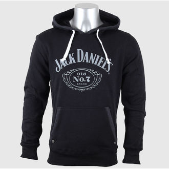 hoodie men's Jack Daniels - Old No. 7 - JACK DANIELS - HD030080JDS