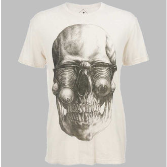 t-shirt street men's - Too Much - IRON FIST - Off White