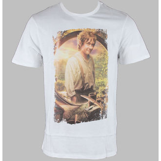 film t-shirt men's Hobit - Bilbo - - 1201-BLANCL