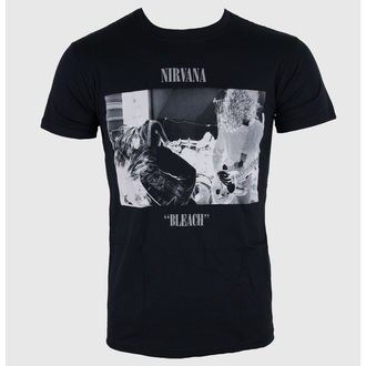 t-shirt men Nirvana - Bleach - LIVE NATION - RTNIR0360