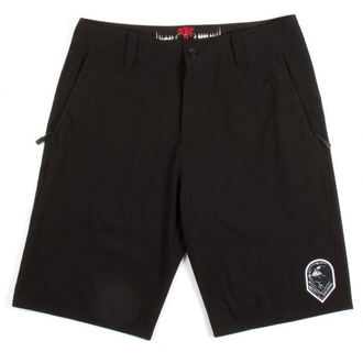 swimsuits men (shorts) METAL MULISHA - Initiative-Hybrids - BLK