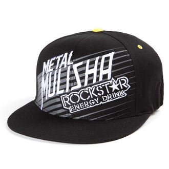 cap METAL MULISHA - RS Fade - BLK