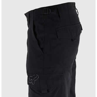 shorts men FOX - Hydroslambozo Hybrid - BLACK