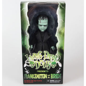 doll LIVING DEAD DOLLS - Universal - Monster Frankenstein