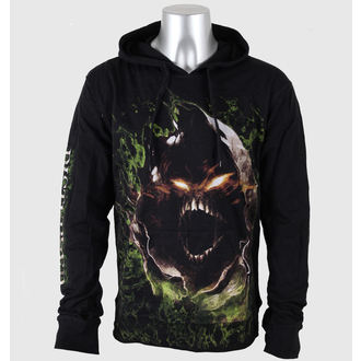 hoodie men's Disturbed - Giant Face - BRAVADO, BRAVADO, Disturbed