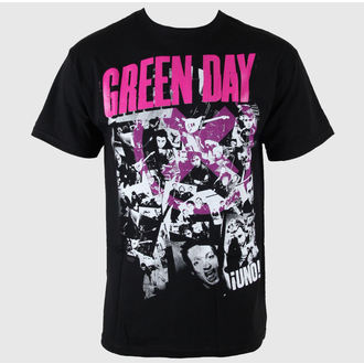 t-shirt metal men's Green Day - His Story - BRAVADO - GDY1349
