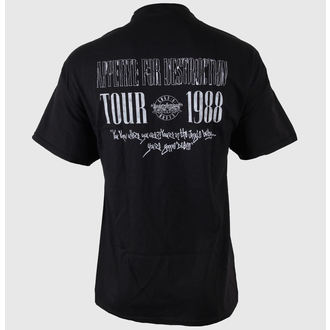 t-shirt men Guns n ' Roses - Appetite Tour 1988 - Bravado USA - GNR2075