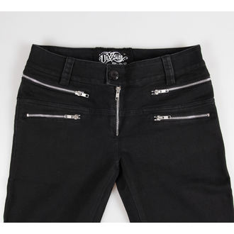 pants women POIZEN INDUSTRIES - Judiciary - Black