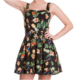 dress women HELL BUNNY - Becky - Black - 4236