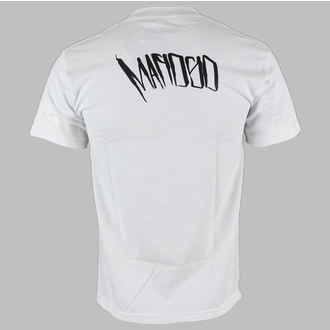 t-shirt men Mafiosi - All Day - White