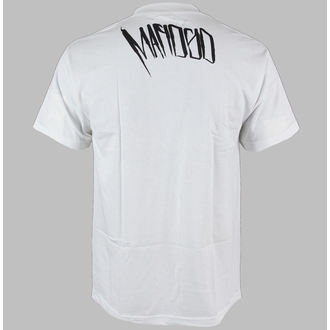 t-shirt men Mafiosi - SK2 - White - 1383