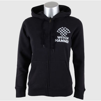 hoodie women's WITCH HAMMER - Never Stop