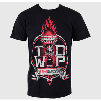 t-shirt metal men's Devil Wears Prada - Torch Black - LIVE NATION - PE10254TSB