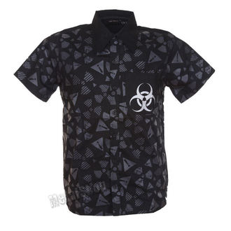 shirt men DEAD Threads (GS 9401) - Silver