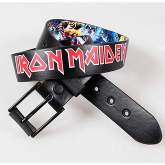 belt Lowlife - Iron Maiden - Battle of the Bands - Cover Stud - LL944