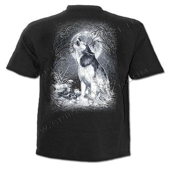 t-shirt men's children's - White Wolf - SPIRAL - T053K101