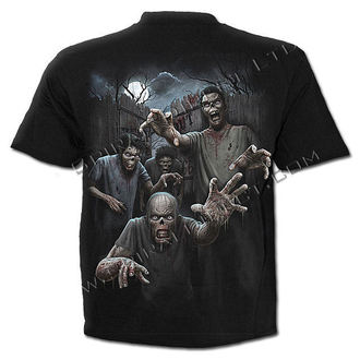 t-shirt men's - Zombies Unleashed - SPIRAL
