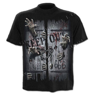 t-shirt men's - Zombies Unleashed - SPIRAL - TR346600