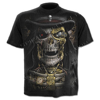 t-shirt men's - Steam Punk Reaper - SPIRAL - M011M101