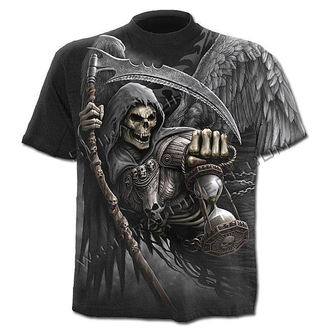 t-shirt men's - Death Angel Wrap - SPIRAL - W007M105
