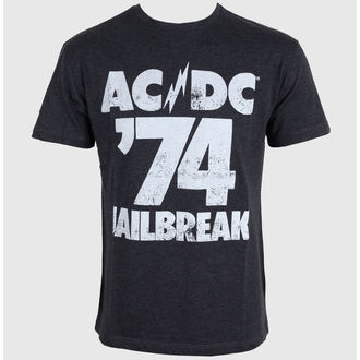 t-shirt metal men's AC-DC - AC/DC - AMPLIFIED