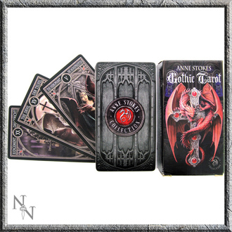 tarot cards Anne Stokes