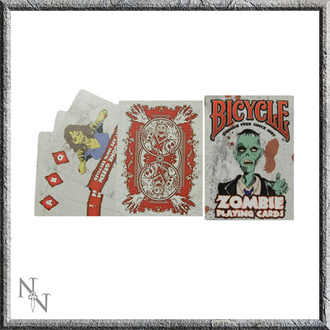 playing cards Bicycle Zombies