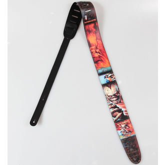 guitar strap PERRIS LEATHERS - Iron Maiden, PERRIS LEATHERS, Iron Maiden