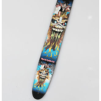 guitar strap PERRIS LEATHERS - Iron Maiden