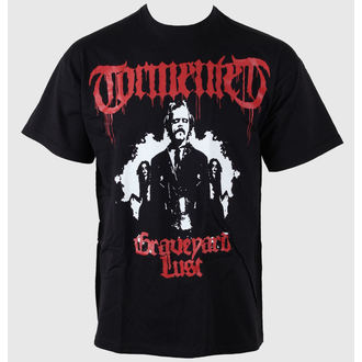 t-shirt metal men's Tormented - Graveyard Lust - WAR ANTHEM - 304198