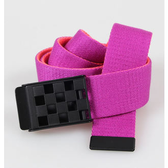 belt VANS - G Restrained Web Bel - Neon Red / Neon Purple - VUJS9A1