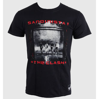 t-shirt men The Clash - Sandinista - LIVE NATION - 014806